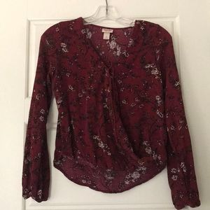 Fred floral shirt